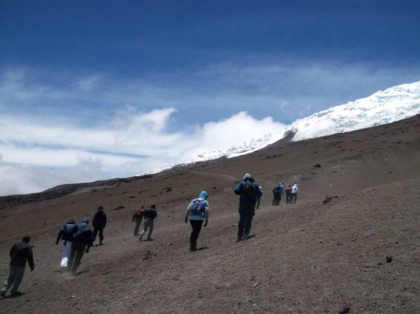 Cotopaxi, Daily Tours