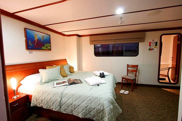 Queen Beatriz Catamaran Luxury Class Galapagos