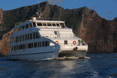 Queen of Galapagos Catamaran